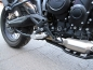 "Preview: ""Bear trap"" 4,5cm lower Rallye-footpegs for all Triumph Tiger 800"