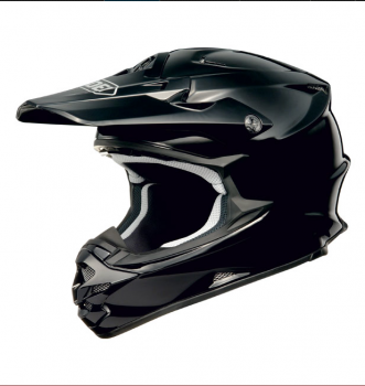 The new SHOEI VFX-W black matt