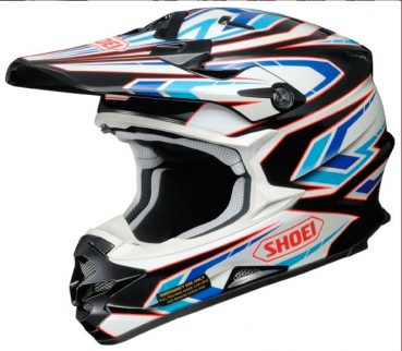 Der neue SHOEI VFX-W BLOCKPASS TC-2
