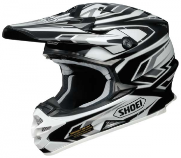 The new SHOEI VFX-W BLOCKPASS TC-5